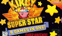 Nintendo Classic Mini Super Nintendo Entertainment System Kirby Super Star