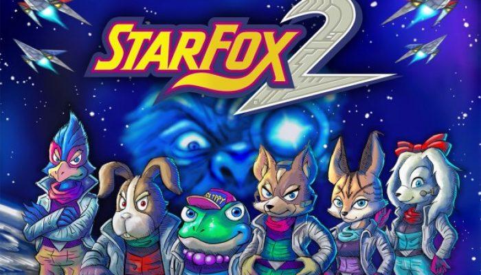 Nintendo France : 'Entrevue de développeurs Nintendo Classic Mini : SNES – Volume 1 : Star Fox + Star Fox 2'