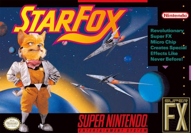 Nintendo Classic Mini Super Nintendo Entertainment System Star Fox