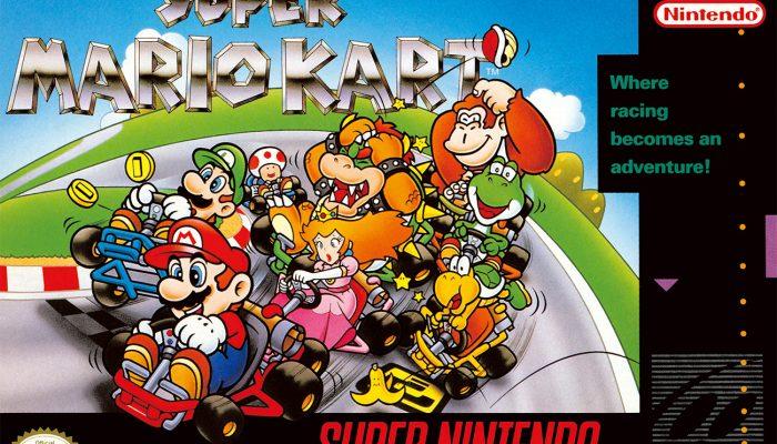 Nintendo France : 'Entrevue de développeurs Nintendo Classic Mini: SNES – Volume 4 : Super Mario Kart'