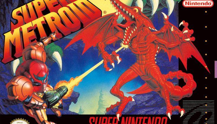 Nintendo France : 'Entrevue de développeurs Nintendo Classic Mini: SNES – Volume 3 : Super Metroid'