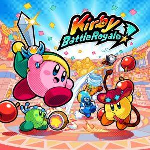 Nintendo eShop Downloads Europe Kirby Battle Royale