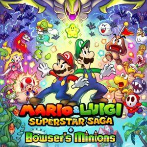 Nintendo eShop Sale Mario & Luigi Superstar Saga Bowser's Minions
