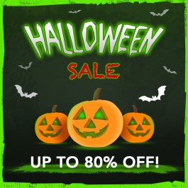 Nintendo eShop Downloads Europe Halloween Sale 2017