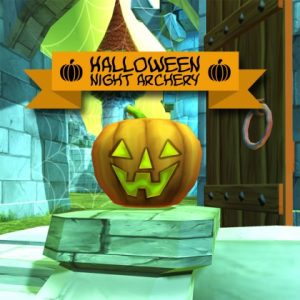 Nintendo eShop Downloads Europe Halloween Night Archery