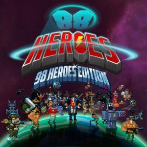 Nintendo eShop Downloads Europe 88 Heroes 98 Heroes Edition