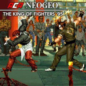 Nintendo eShop Downloads Europe ACA NeoGeo The King of Fighters '95