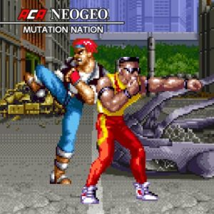 Nintendo eShop Downloads Europe ACA NeoGeo Mutation Nation