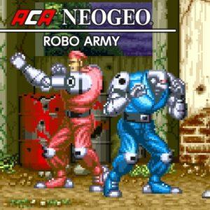 Nintendo eShop Downloads Europe ACA NeoGeo Robo Army