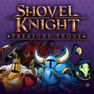 Nintendo eShop Sale Shovel Knight Treasure Trove