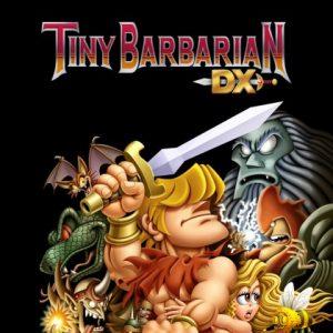 Nintendo eShop Downloads Europe Tiny Barbarian DX