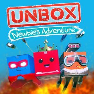 Nintendo eShop Downloads Europe Unbox Newbie's Adventure