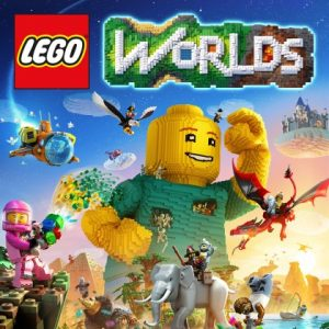 Nintendo eShop Downloads Europe LEGO Worlds