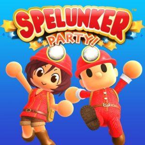 Nintendo eShop Downloads Europe Spelunker Party