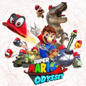 Nintendo eShop Downloads Europe Super Mario Odyssey