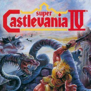 Nintendo eShop Sale Super Castlevania IV