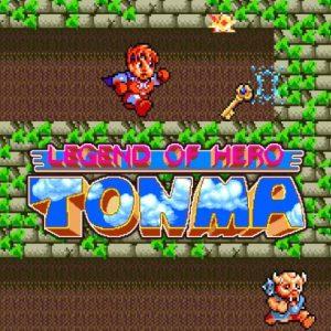 Nintendo eShop Downloads Europe Legend of Hero Tonma