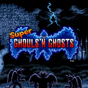 Nintendo eShop Sale Super Ghouls'n Ghosts