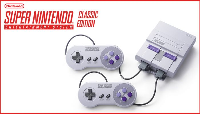 NoA: 'Take a trip to the 90's with Super NES Classic Edition'
