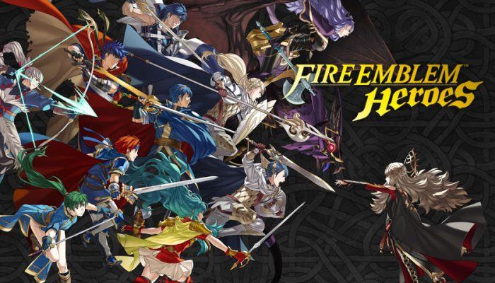 NoA: 'Fire Emblem Heroes: a new update and more events'