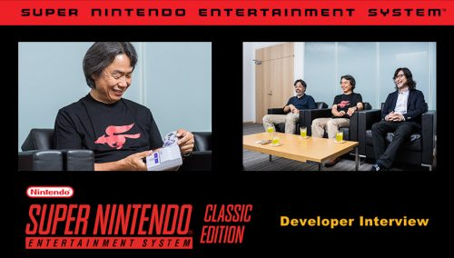 Super NES Classic Edition Developer Interview