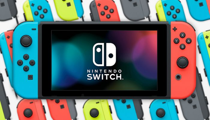 NoA: 'Add a splash of style to your Nintendo Switch console with Joy-Con controllers and straps'