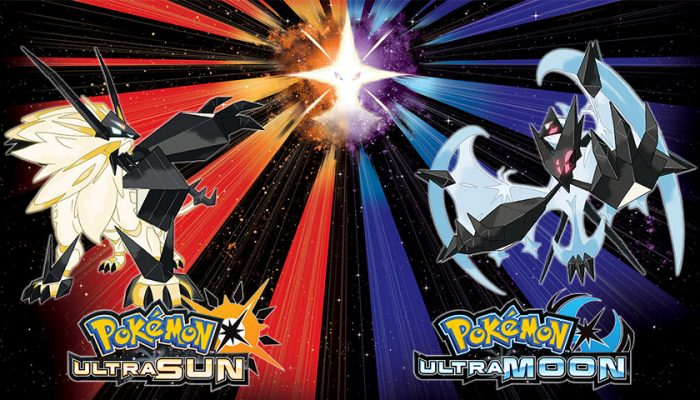 NoA: 'New details announced for upcoming games Pokémon Ultra Sun and Pokémon Ultra Moon'