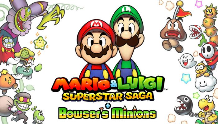 NoA: 'Join Mario and Luigi…or join Bowser's minions!'