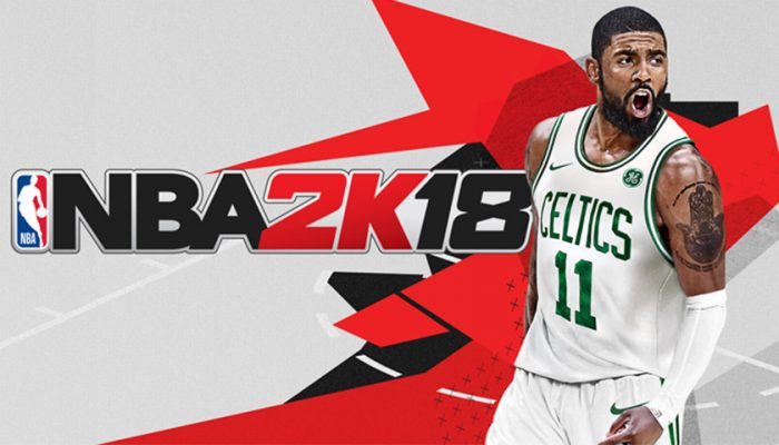 NoA: 'NBA 2K18 is out now on Nintendo Switch! Are you ready to run the neighborhood?'