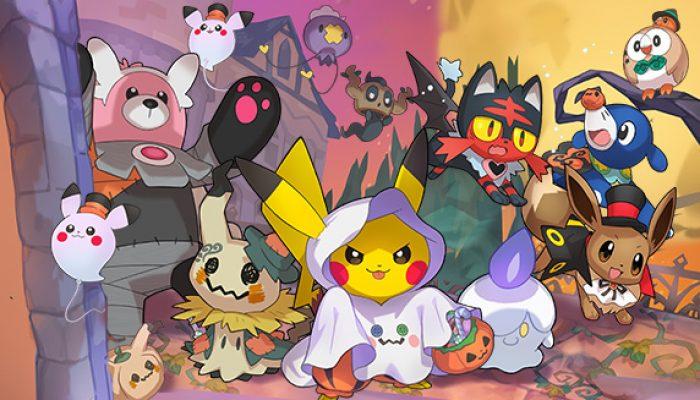Pokémon: 'Beware Pokémon's Spooky Halloween Roundup!'