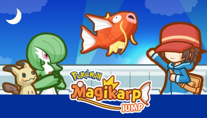 Pokémon: 'Go the Distance with Magikarp!'