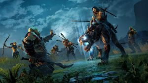 Media Create Top 50 Middle-earth Shadow of War