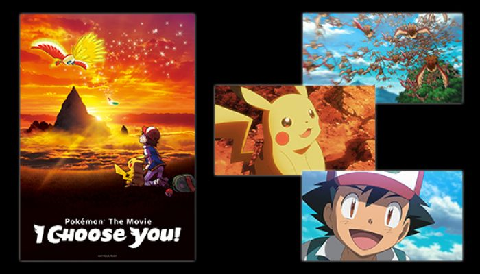 Pokémon: 'A New Movie and a New Pikachu for You'