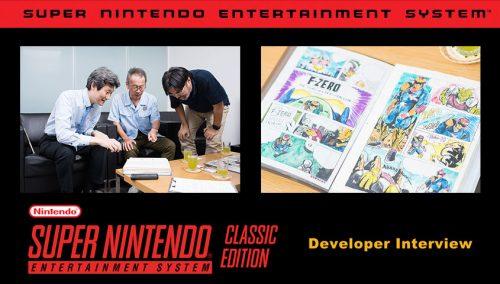 Super NES Classic Edition Developer Interview