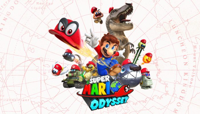 NoA: 'Nintendo brings Super Mario Odyssey, other anticipated games to PAX West'