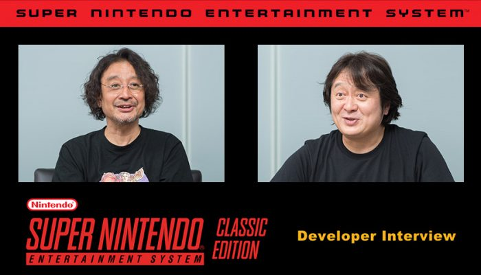 NoA: 'New Developer Interview: Learn how Super Metroid was created!'