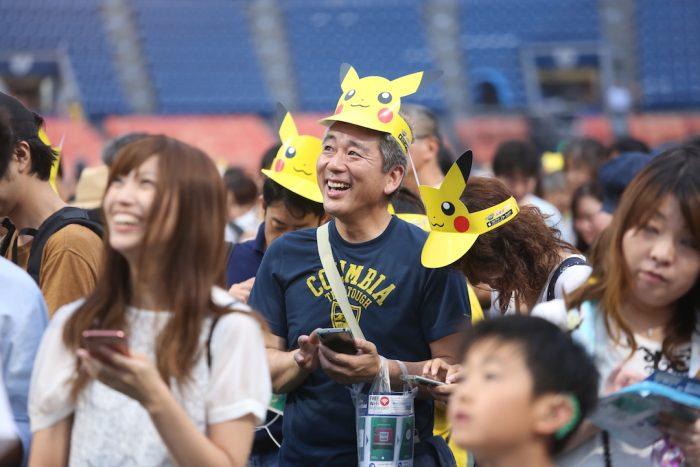 Pokémon Go Stadium