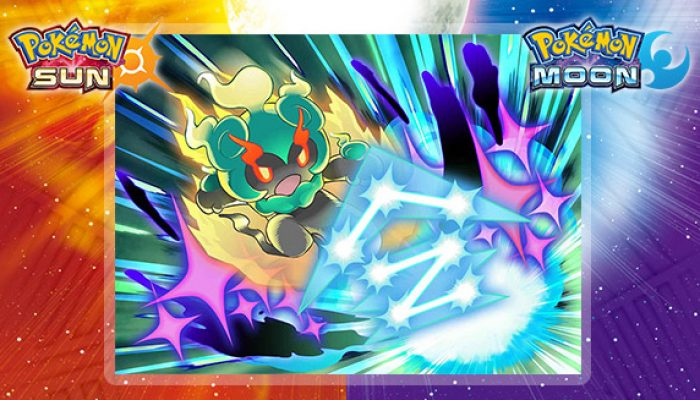 Pokémon: 'Make Room for Marshadow in Pokémon Sun and Pokémon Moon'