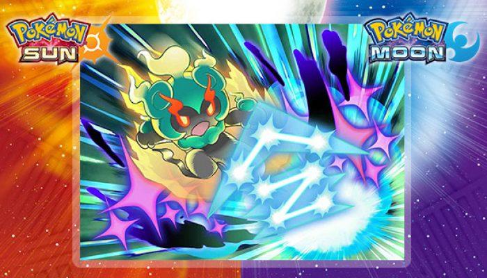 Pokémon: 'Make Room for Marshadow inPokémon SunandPokémon Moon'