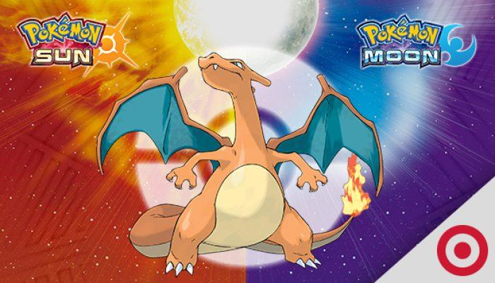 Pokémon: 'Charizard Roars at Target Stores'