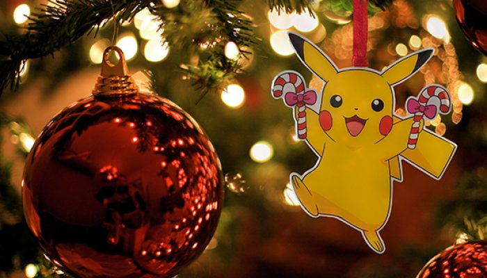 Pokémon: 'Deck the Halls with Pikachu'