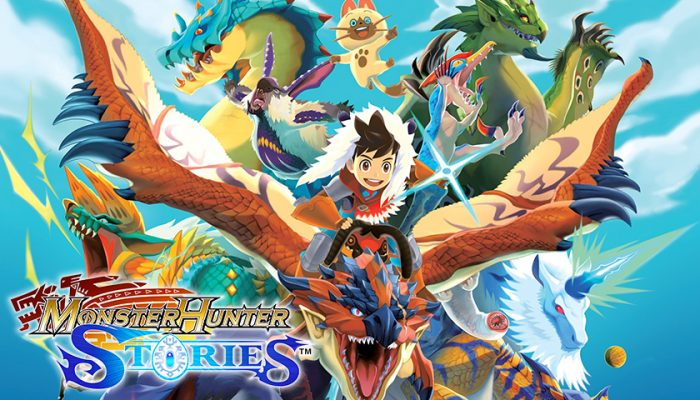 NoA: 'Become a Monster Rider in Monster Hunter Stories'