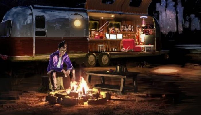 Travis Strikes Again: No More Heroes – Early Concept Art