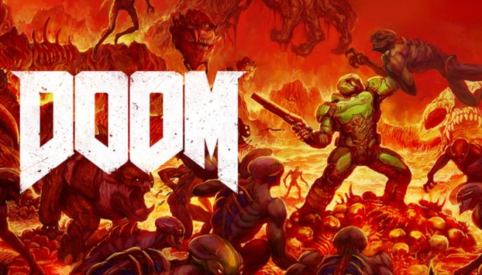 NoA: 'Get ready to blast your way through Doom!'