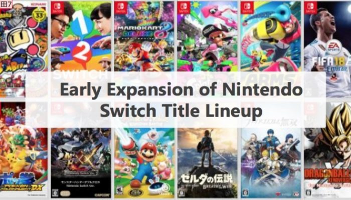 Nintendo Q2 FY3/2018: Consolidated Operating Results