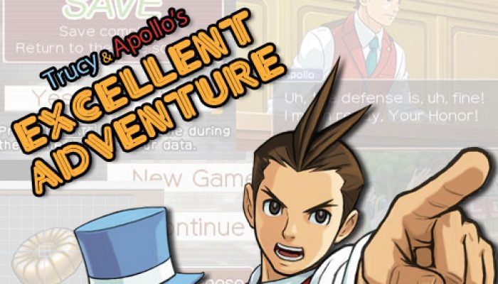 Capcom: 'Trucy and Apollo's Excellent Adventure: New Apollo Justice: Ace Attorney Features!'