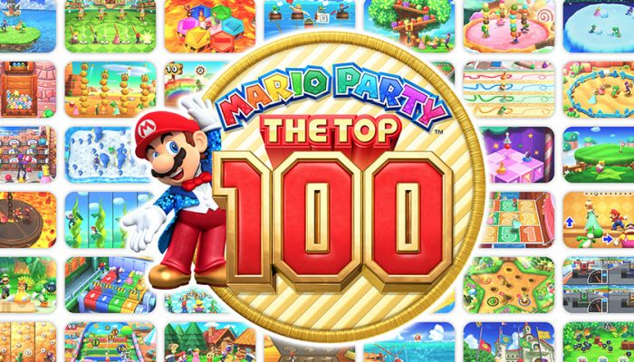 NoA: 'With 100 minigames, it's the ultimate Mario Party!'