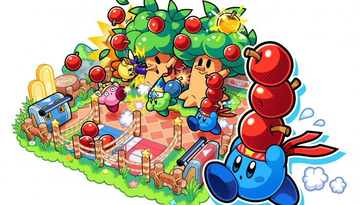 NoE: 'In shops and on Nintendo eShop now: Kirby Battle Royale'