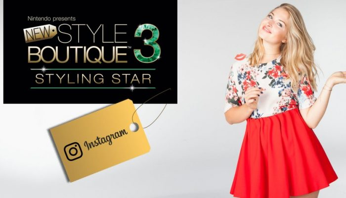 NoE: 'In shops and on Nintendo eShop now – Nintendo presents: New Style Boutique 3 – Styling Star'