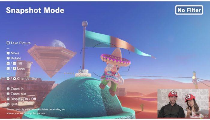 Nintendo Minute – Super Mario Odyssey Bingo